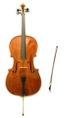 виолончело